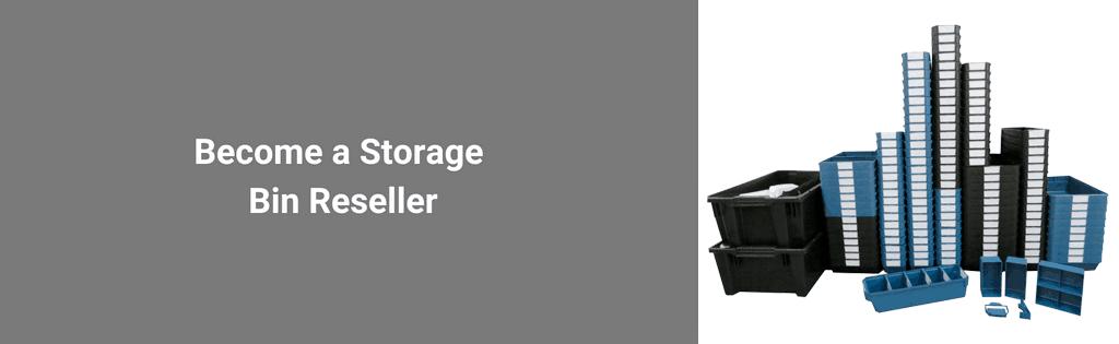 storage bin reseller
