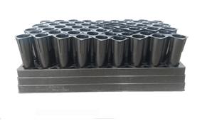 60 Polypropylene tray