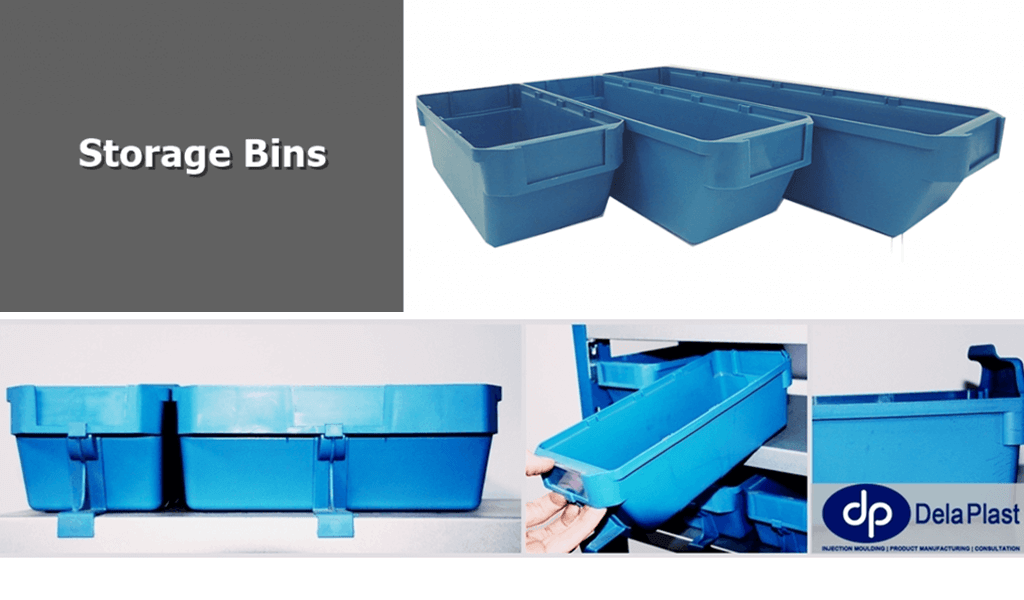 storage bin stoppers